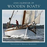: 2018 Calendar of Wooden Boats