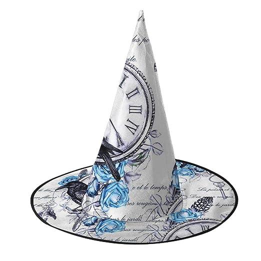 Xarchy Sombrero de Bruja Reloj de pájaro Patrón de impresión 3D ...