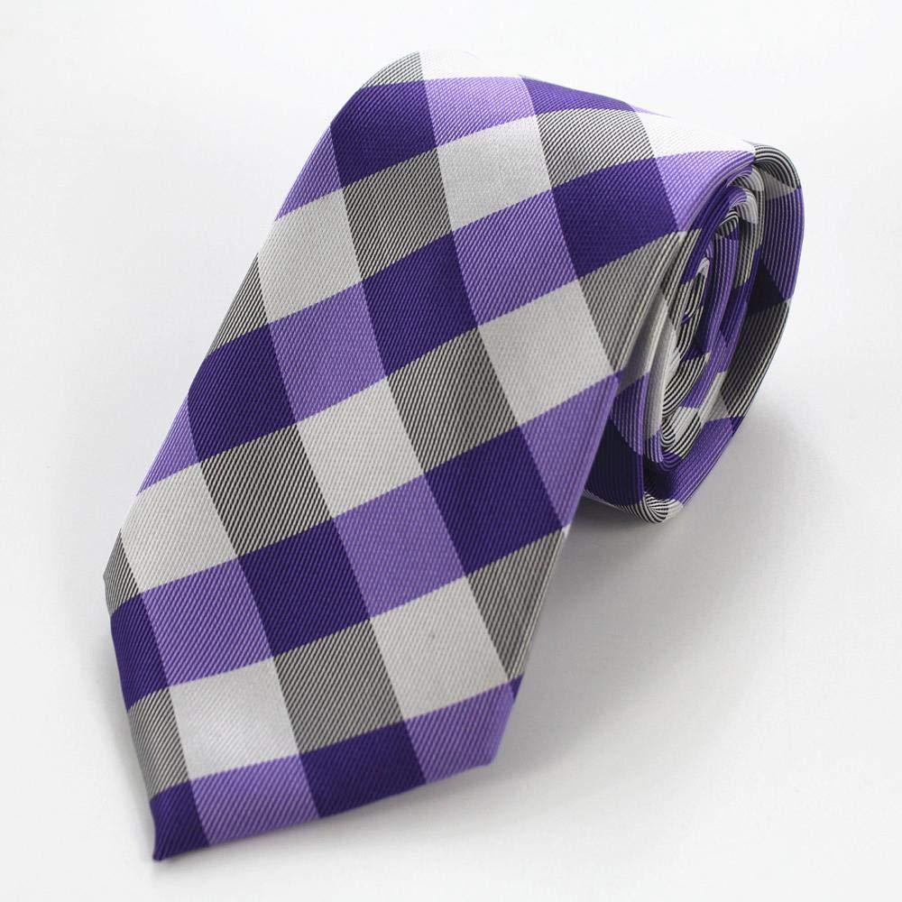 Littlefairy Hombre Designer Corbata,1200-pin Poliester Corbata ...