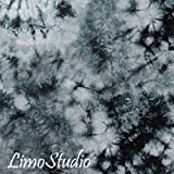 LimoStudio 6 X 9 Ft Photo Studio Hand Dyed Fantasy Gray Muslin Backdrop Backgrounds, AGG145