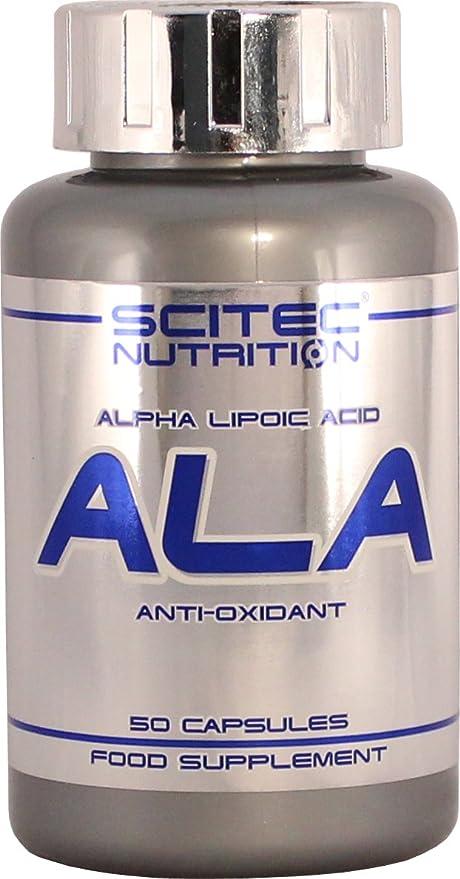 Scitec Complejo de Ácido Alfa Lipoico - 50 gr