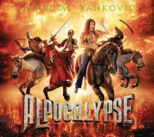 CD : Weird Al Yankovic - Alpocalypse (With DVD, Deluxe Edition, 2 Disc)