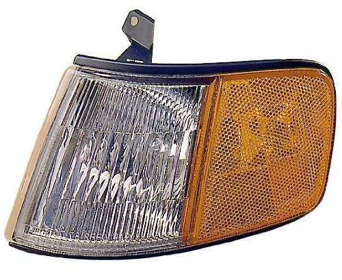 For 1990 1991 Honda Civic Coupe Crx Turn Signal Corner Light lamp Assembly Passenger Right Side Replacement HO2551119