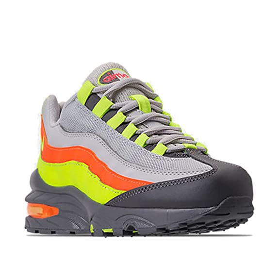 e9f2773a92 NIKE Air Max '95 (gs) Big Kids 905348-019 Size 3.5: Amazon.co.uk: Shoes &  Bags