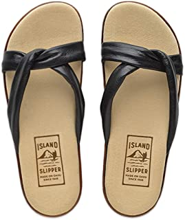 product image for Island Slipper DT Lana Beachtown Collection (5 M US, Black)