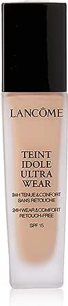 Lancome Teint Idole Ultra 24H Wear and Comfort Foundation SPF 15 - 03 Beige Diaphane, 30 ml