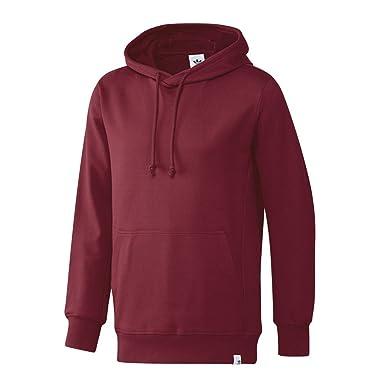 adidas originals hoodie burgundy