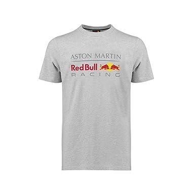 cfad31f3dab Amazon.com: Red Bull Racing Formula 1 Men's Gray Authentic T-Shirt ...