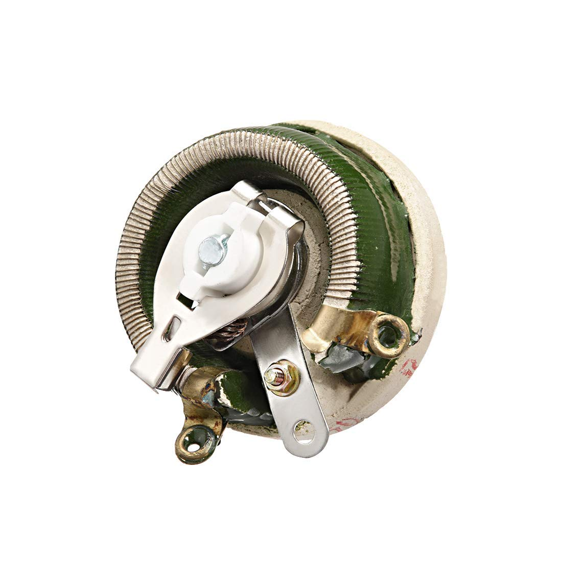 uxcell 200 Ohm 100W High Power Ceramic Wirewound Potentiometer Rheostat Variable