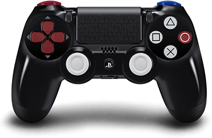 Controller Dual Shock 4 Darth Vader Limited edition - Star Wars Battlefront Deluxe Edition Bundle Pack [PS4][Importación Japonesa]: Amazon.es: Videojuegos