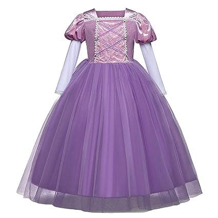 757501a32172c ヘイトライ)heytr 子供 プリンセスドレス ラプンツェル シンデレラ 子供 ドレス ワンピース ディズニー お姫様ドレス 女の子