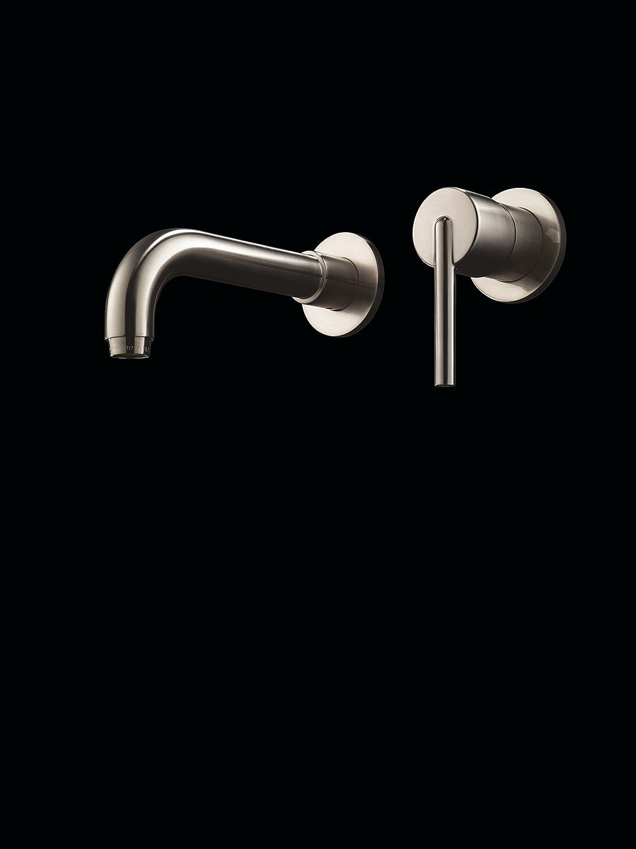 Delta Faucet 3559LF-SSWL Trinsic, Wall Mount Bathroom Faucet ...