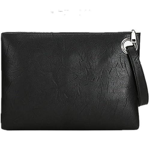 8056c2f2ded J-BgPink Evening Bags Purse Envelop Clutch Chain Shoulder Womens Wristlet  Handbag Foldover Pouch (