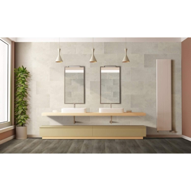 Mats Inc. Easy Cover Pro Stone Wall Tiles, 12'' x 24'', Zen Light by Mats Inc. (Image #2)