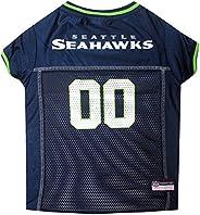 NFL Seattle Seahawks Dog Jersey, Large