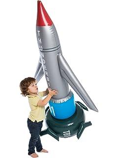 Thunderbird 3 KAPTB03 - Cohete Hinchable con luz Gigante: Amazon ...