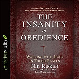 The Insanity of Obedience Audiobook
