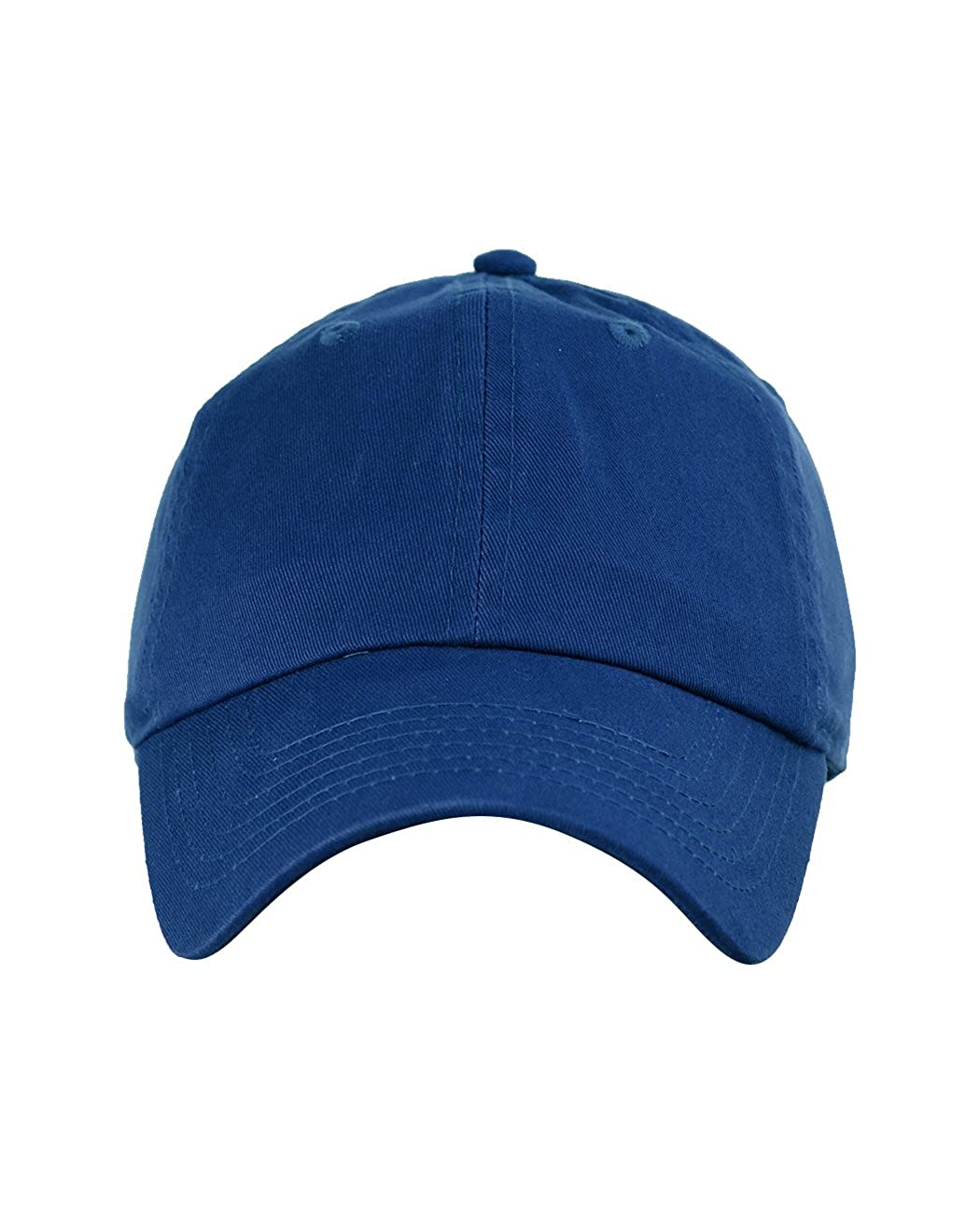NYFASHION101 NYFASHION101 Unisex Adjustable 6-Panel Low-Profile Baseball Cap  LOW100- HG ROYAL BLUE  Amazon.in  Clothing   Accessories 62636f6dfb5f
