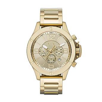 9baa2efe5 Amazon.com: Armani Exchange Men's AX1504 Gold Watch: Armani Exchange ...