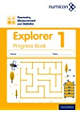 Numicon: Geometry, Measurement and Statistics 1 Explorer Progress Book