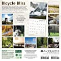 Bicycle Bliss 2018 Wall Calendar: Bike Adventures and Inspiration