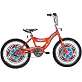 Micargi Dragon Cruiser Bike, Red, 20-Inch
