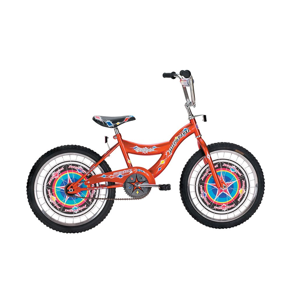 Micargi Dragon Cruiser Bike, Red, 20-Inch by Micargi B0064SM9HY