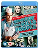 Some Guy Who Kills People [Blu-ray] (Region Free) cover.