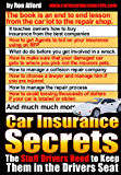 Car Insurance Secrets (English Edition)