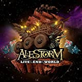 Live At The End Of The World [CD + DVD] by Alestorm