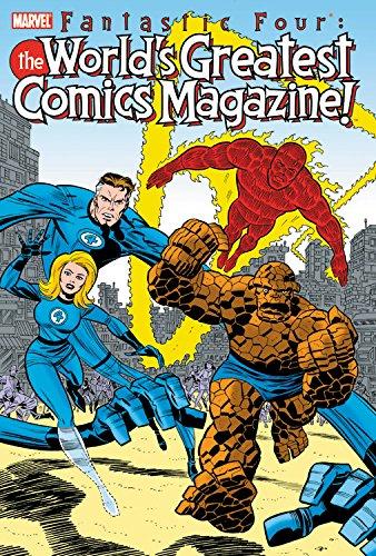 Fantastic Four: The World's Greatest Comic Magazine