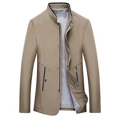 Giubbotto Uomo Elegante Moda Uomo | Kalidu Store
