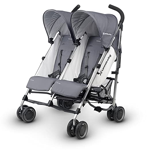 UPPAbaby G-LINK Stroller, Pascal (Grey)