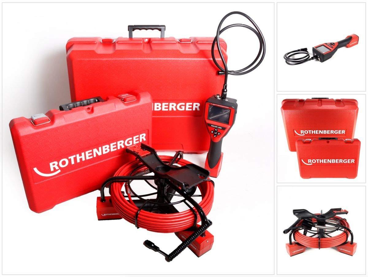 Rothenberger 1000000842 - Roscope i2000 modul 25/16 + modul tec