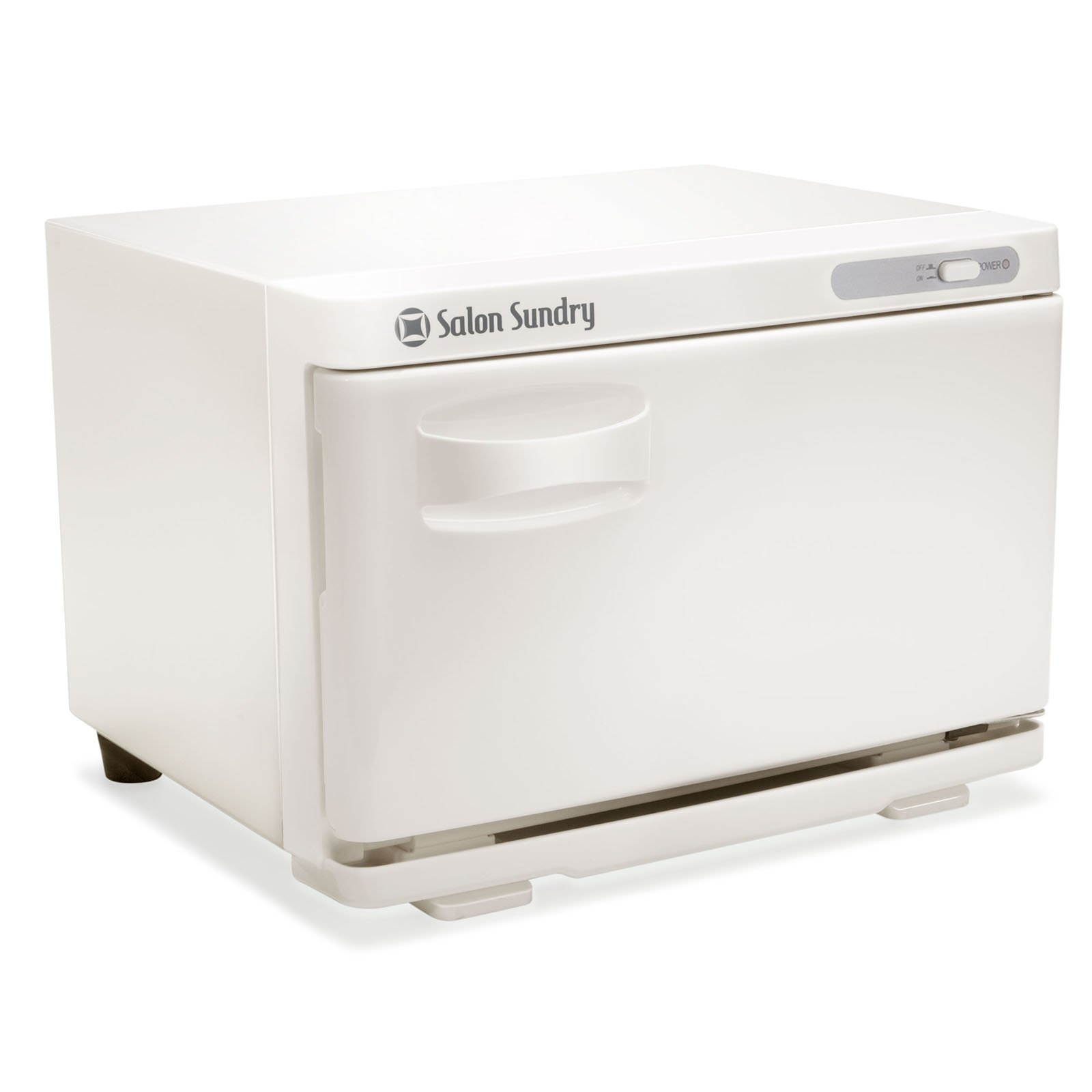 Salon Sundry Professional Hot Towel Warmer Cabinet - Facial Spa and Salon Equipment - White