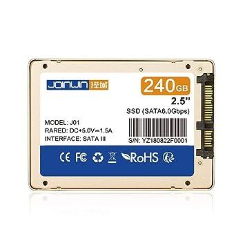 SSD Disco de 2,5 Pulgadas SATA3 SSD de 2,5 GB/120 GB/240 GB para ...