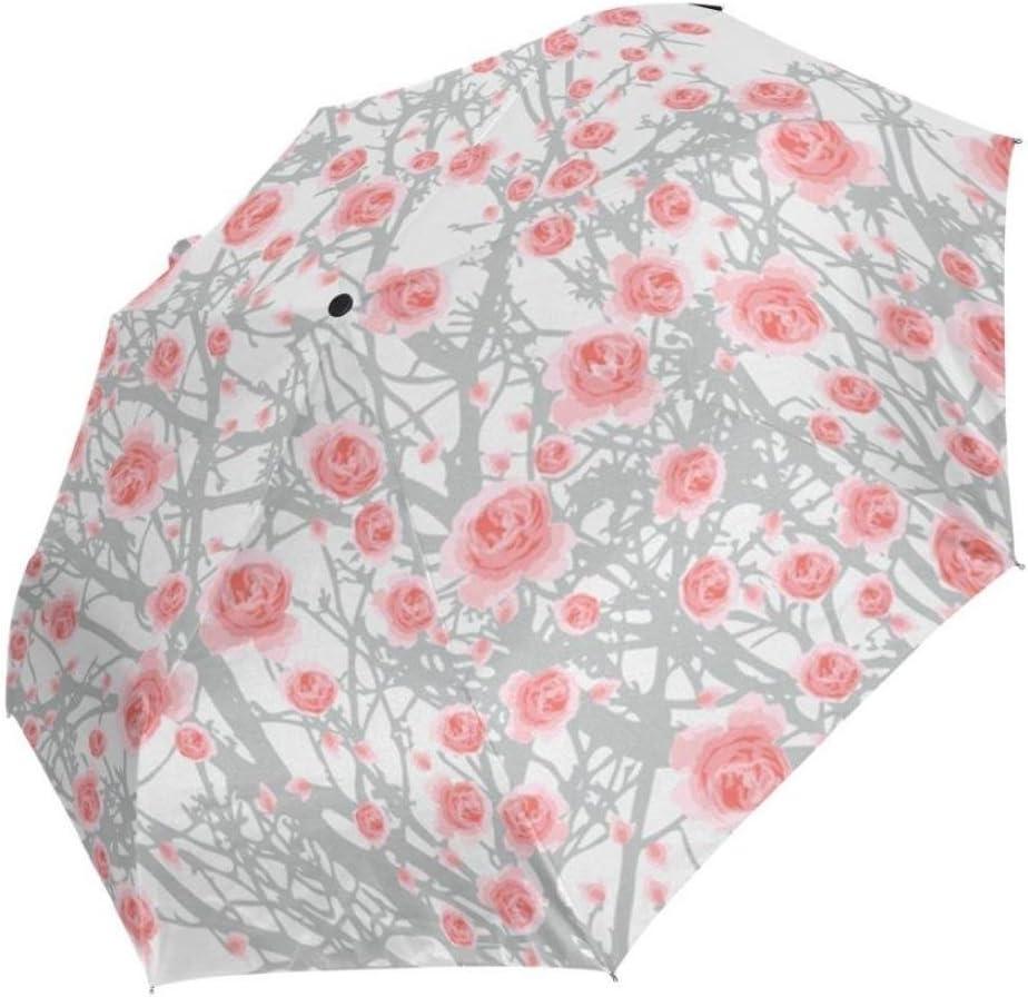 guarda chuva personalizado com flores - Maria Pumar Industria