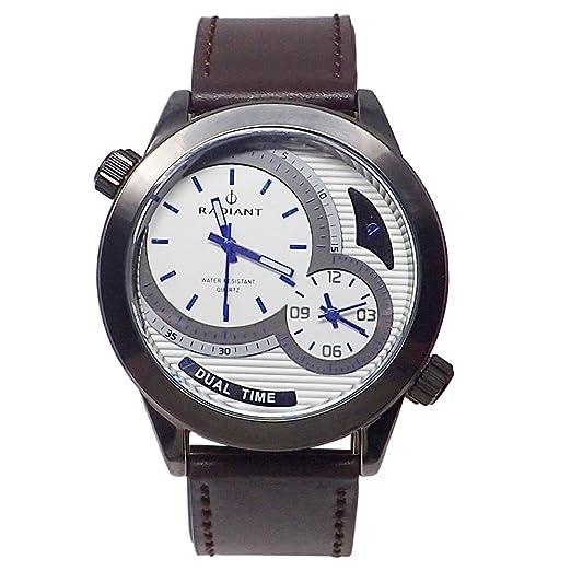 Reloj Radiant hombre New 2Times RA435601 [AB4949] - Modelo: RA435601: Amazon.es: Relojes