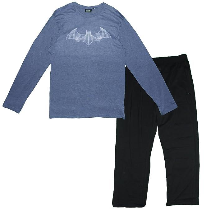 Pijama manga larga Batman Talla M