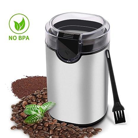 Multifunktionale Elektrische Kaffeemühle Nüsse Bohnenmühle Kaffee Gewürz Machine