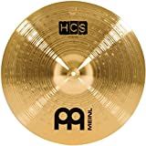 Meinl Cymbals HCS18CR 18'' HCS Brass Crash/Ride Cymbal for Drum Set (VIDEO)