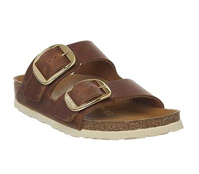 0e20de7c92b4 Birkenstock Arizona Big Buckle Sandals 5 B(M) US Women Cognac