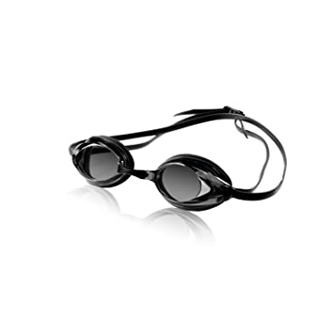 6b832bbef23 Speedo Vanquisher Optical Competition Swim-Swimming Goggles Smoke - Diopter  -5.5  Amazon.co.uk  Sports   Outdoors