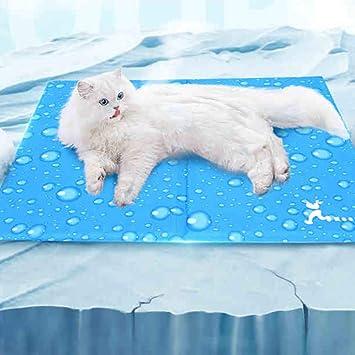 Amazon Com Handfly Pet Dog Cat Cooling Mat Self Cooling Gel