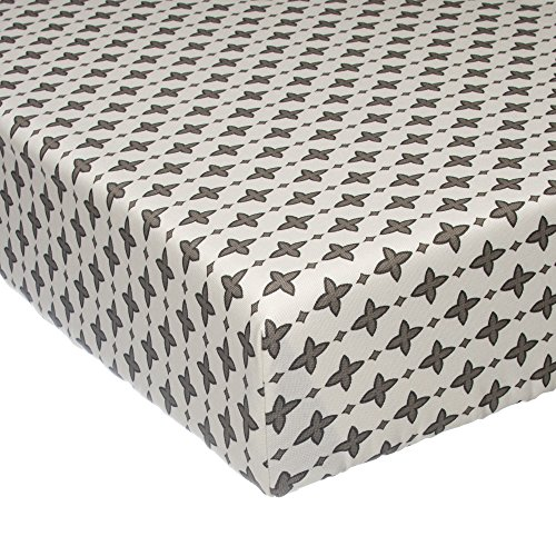 Glenna Jean North Country Fitted Sheet, Emblem by Glenna Jean