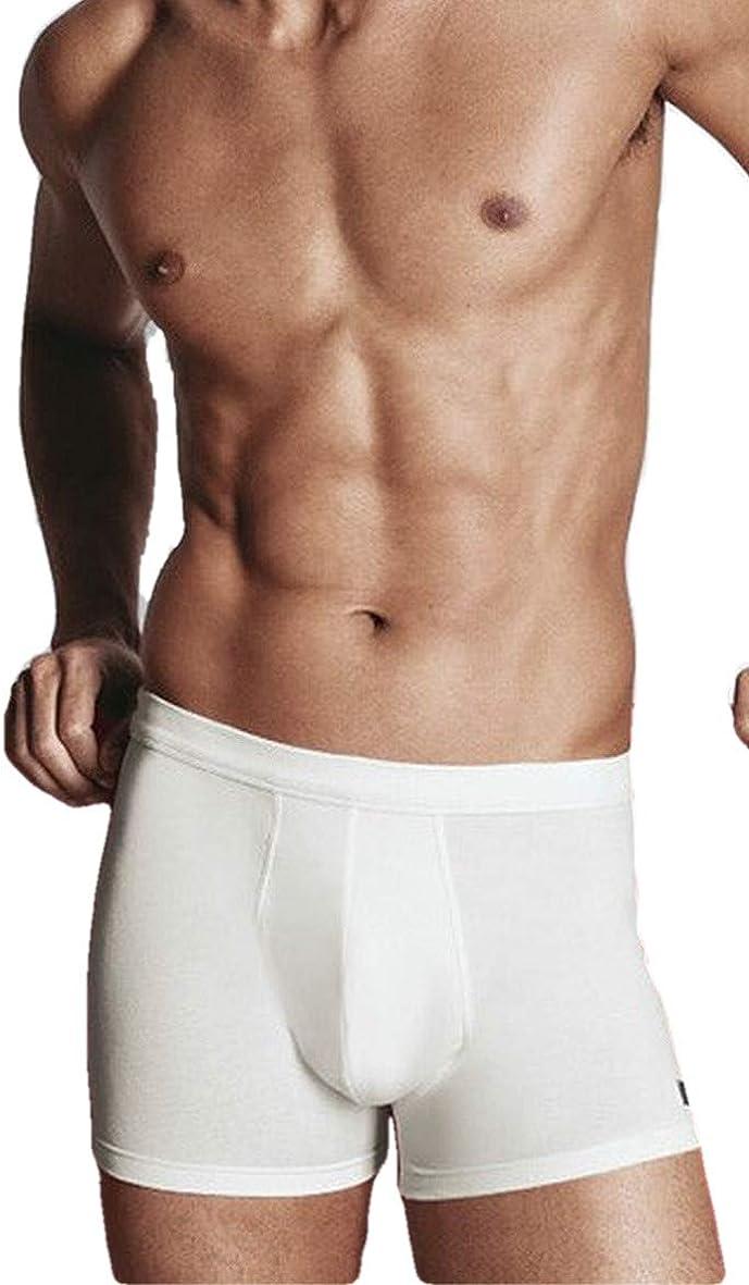 Mutande Intimo Classico Boxer da Uomo in Puro Cotone Pacco da 4