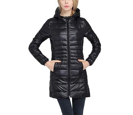 eea1f92f4 Micca Bacain Casual Brand Lady Winter Warm Coat Women Ultralight ...