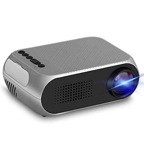 Amazon.com: Mini proyector, proyector LED Pico Full HD 1080P ...