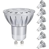 Lampwin® - GU10 bombillas LED 6 Pack 5W