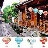 Bargain World Rainbow Hot Air Balloon Paper Lantern Home Birthday Christmas Party Wedding Decor